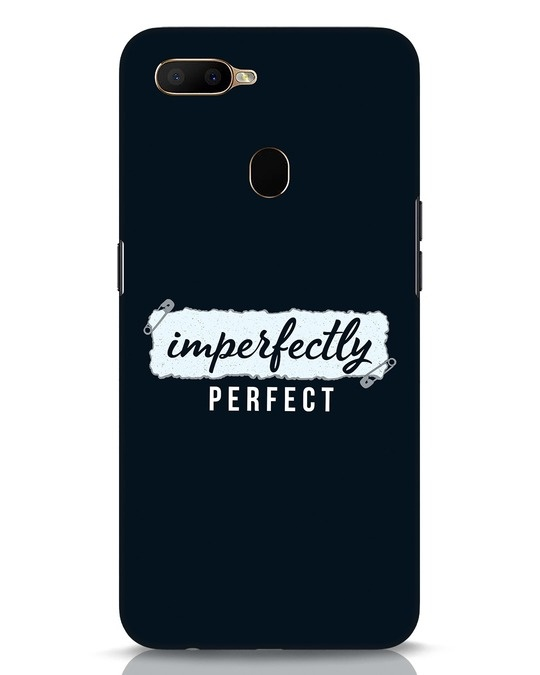 Shop I'm Perfect Oppo A5s Mobile Cover-Front