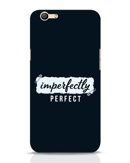 Shop I'm Perfect Oppo F1s Mobile Cover-Front