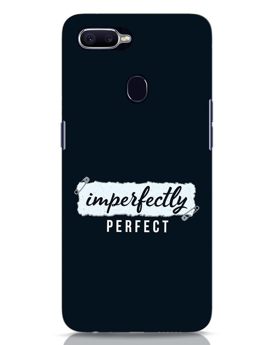 Shop I'm Perfect Oppo F9 Pro Mobile Cover-Front