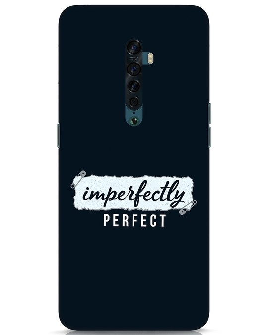 Shop I'm Perfect Oppo Reno 2 Mobile Cover-Front