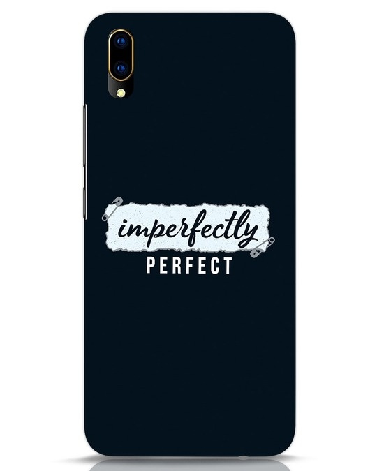 Shop I'm Perfect Vivo V11 Pro Mobile Cover-Front