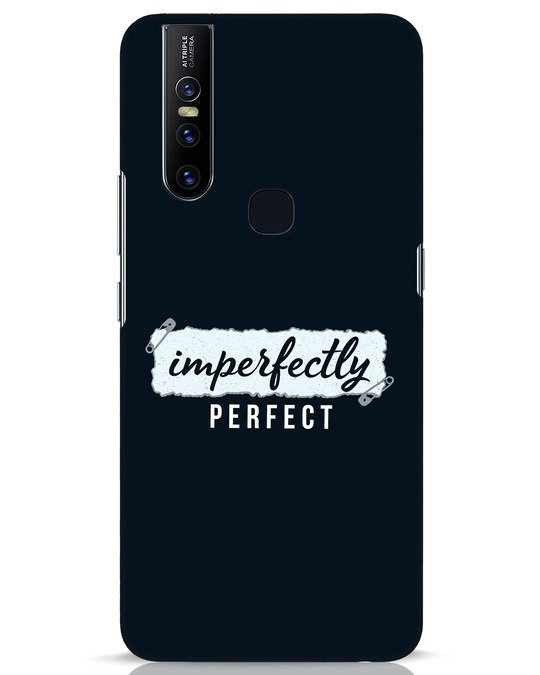 Shop I'm Perfect Vivo V15 Mobile Cover-Front