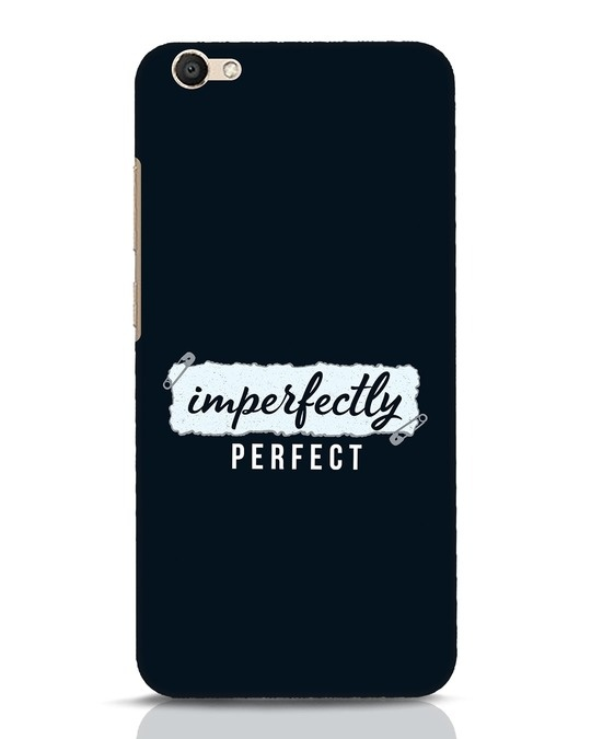 Shop I'm Perfect Vivo V5 Mobile Cover-Front