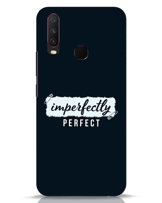 Shop I'm Perfect Vivo Y17 Mobile Cover-Front