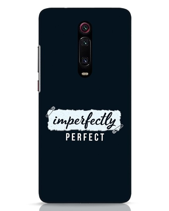 Shop I'm Perfect Xiaomi Redmi K20 Pro Mobile Cover-Front