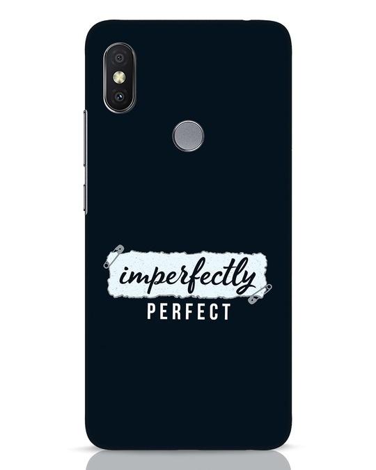 Shop I'm Perfect Xiaomi Redmi Y2 Mobile Cover-Front