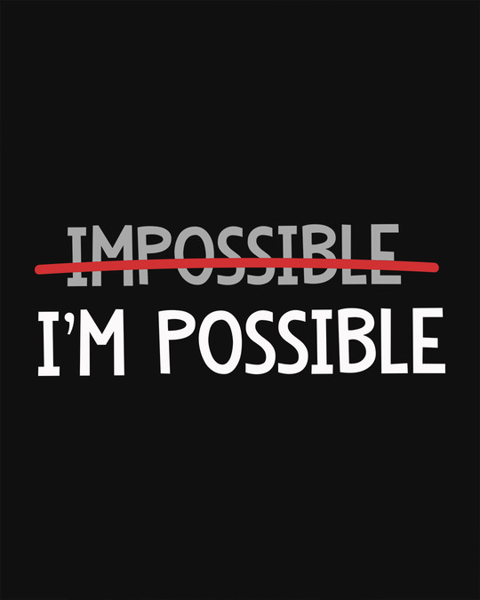 Shop I'm Possible Sweatshirt