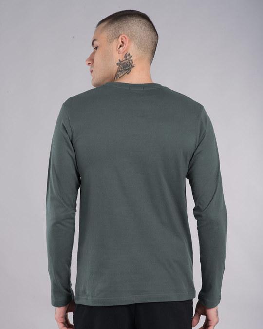 Shop I Ride Full Sleeve T-Shirt-Back