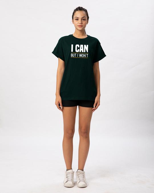 Shop I Won't Boyfriend T-Shirt