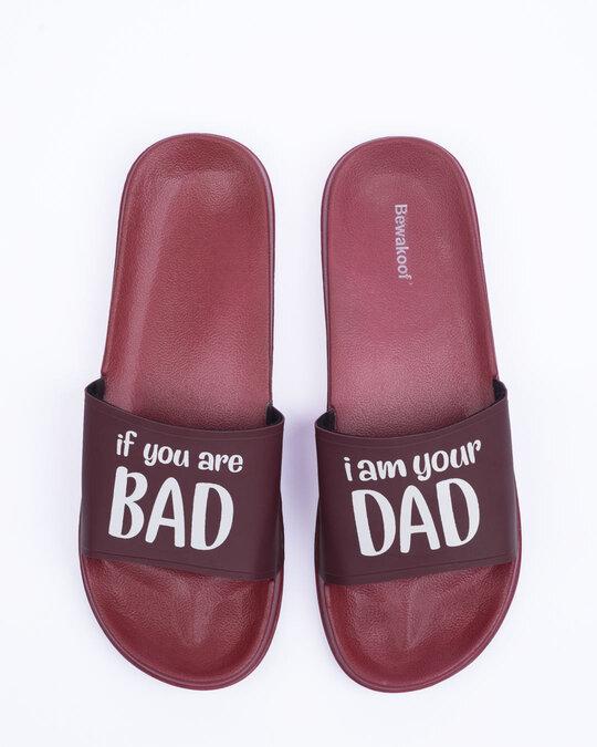 Shop If You Are Bad Lightweight Men's Slider-Back