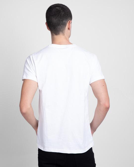 Shop Ig Fb In Tn Half Sleeve T-Shirt-Back