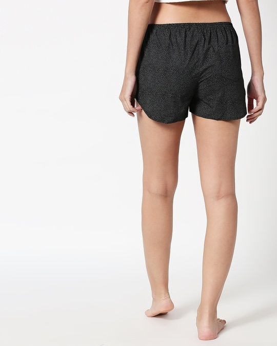 Shop Imperfect Circles Women's Printed Boxers