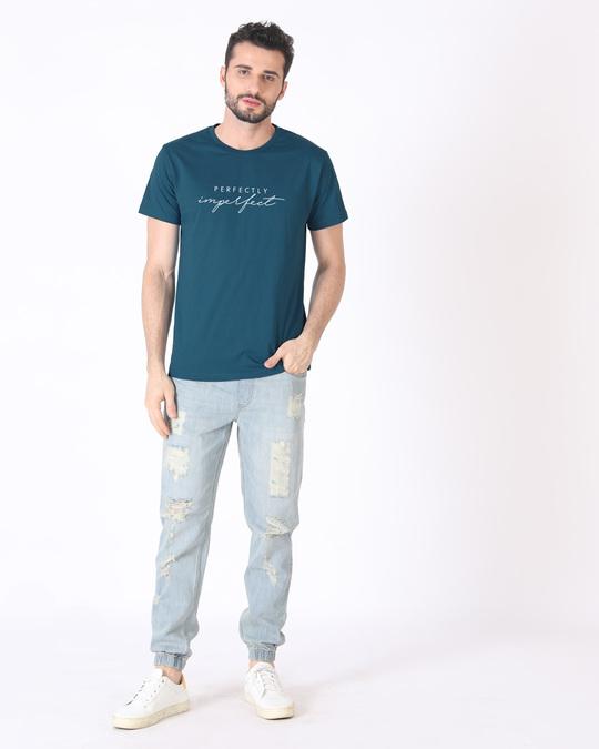 Shop Imperfect Half Sleeve T-Shirt