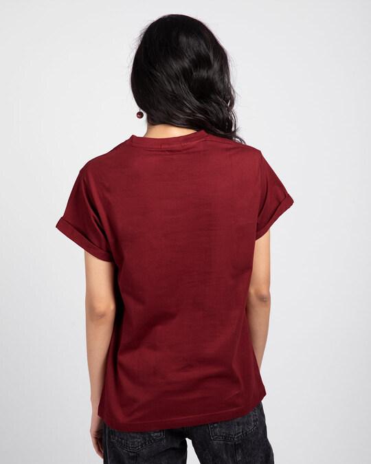 Shop Imperfection Boyfriend T-Shirt-Back