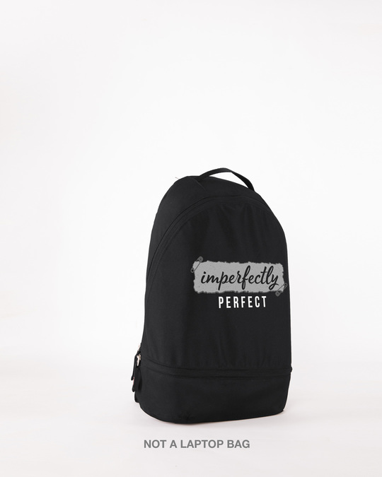 Shop Imperfectly Perfect Small Backpack-Back