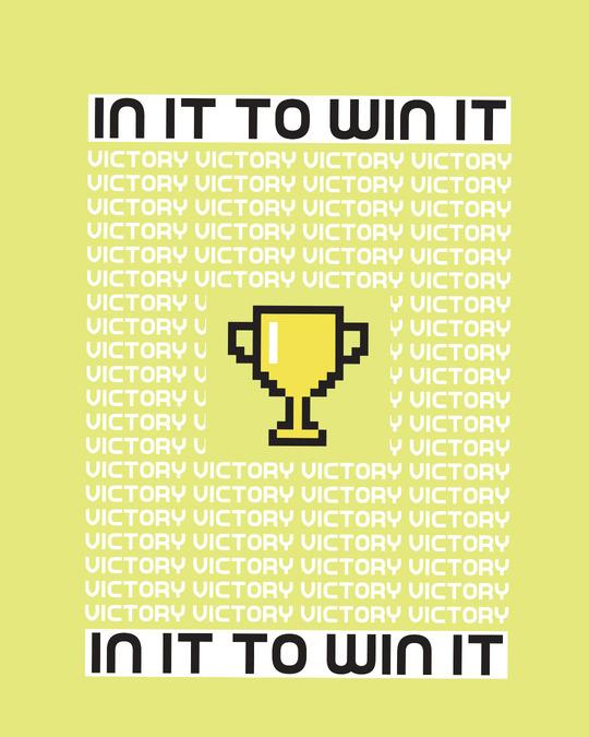 Shop In it to Win it Boyfriend T-Shirt