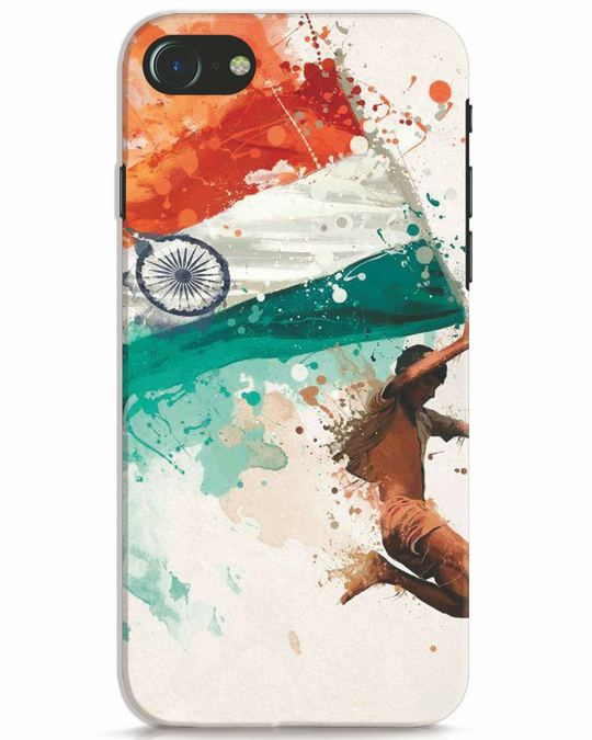 Shop India iPhone 7 Mobile Cover-Front