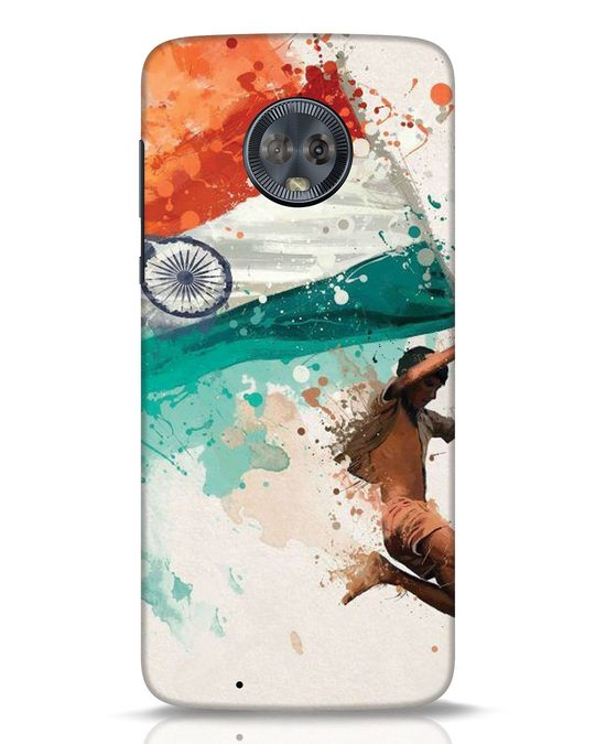Shop India Moto G6 Mobile Cover-Front