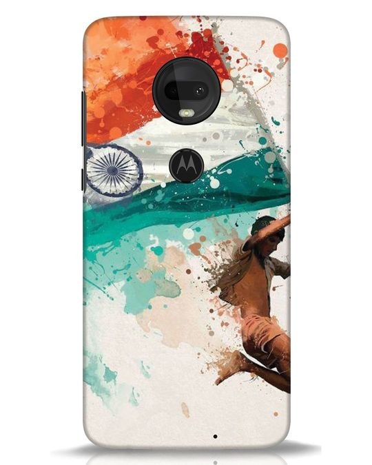 Shop India Moto G7 Mobile Cover-Front