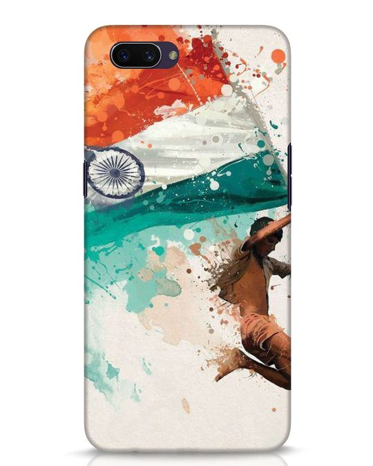 Shop India Oppo A3S Mobile Cover-Front