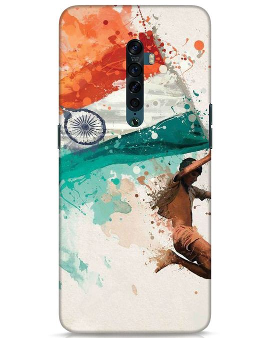 Shop India Oppo Reno 2 Mobile Cover-Front