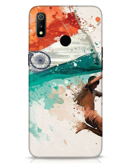 Shop India Realme 3 Mobile Cover-Front