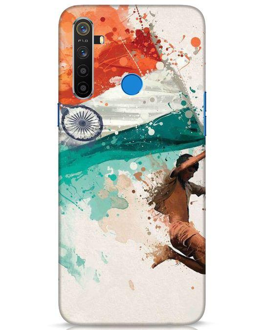 Shop India Realme 5 Mobile Cover-Front