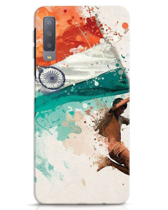 Shop India Samsung Galaxy A7 Mobile Cover-Front