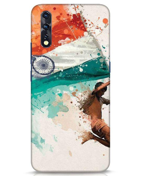 Shop India Vivo Z1x Mobile Cover-Front