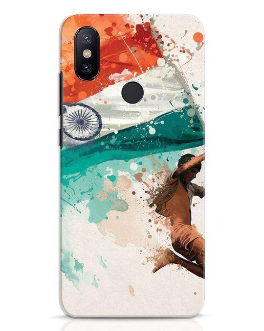 Shop India Xiaomi Mi A2 Mobile Cover-Front