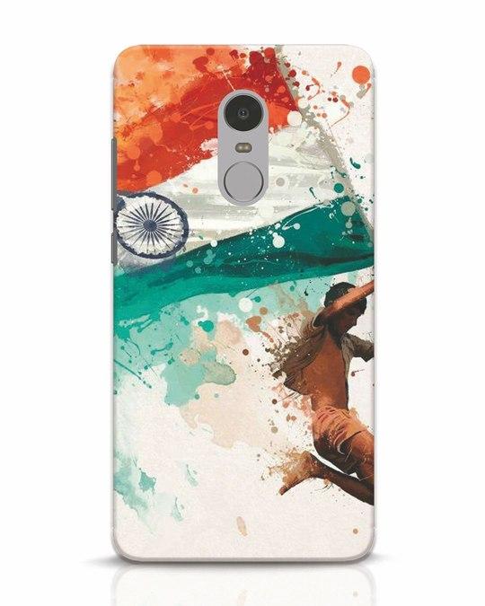 Shop India Xiaomi Redmi Note 4 Mobile Cover-Front