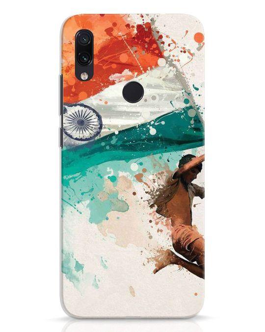 Shop India Xiaomi Redmi Note 7 Mobile Cover-Front