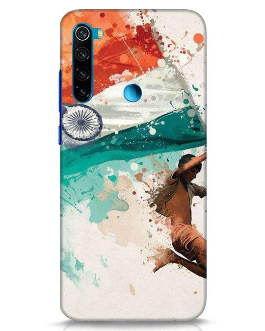 Shop India Xiaomi Redmi Note 8 Mobile Cover-Front