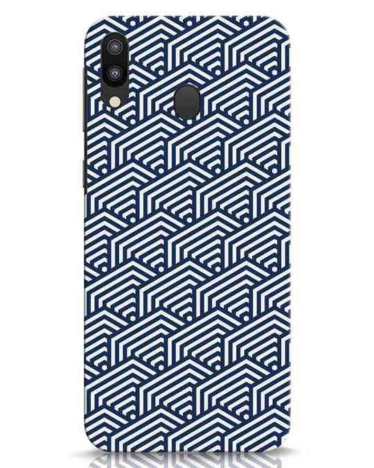 Shop Indigo Samsung Galaxy M20 Mobile Cover-Front