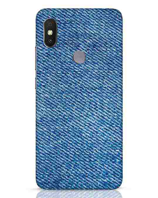 Shop Indigo Xiaomi Redmi Y2 Mobile Cover-Front