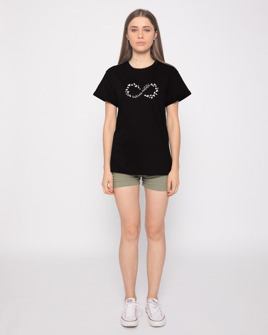 Shop Infinity Hakuna Matata Boyfriend T-Shirt