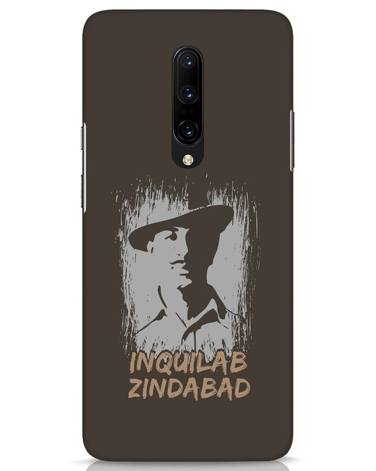Shop Inquilab OnePlus 7 Pro Mobile Cover-Front