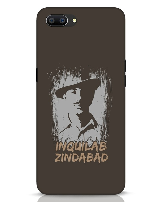 Shop Inquilab Realme C1 Mobile Cover-Front