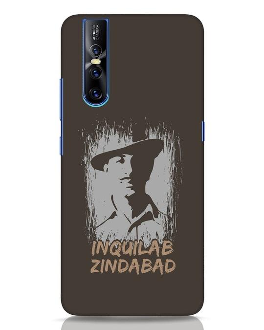 Shop Inquilab Vivo V15 Pro Mobile Cover-Front