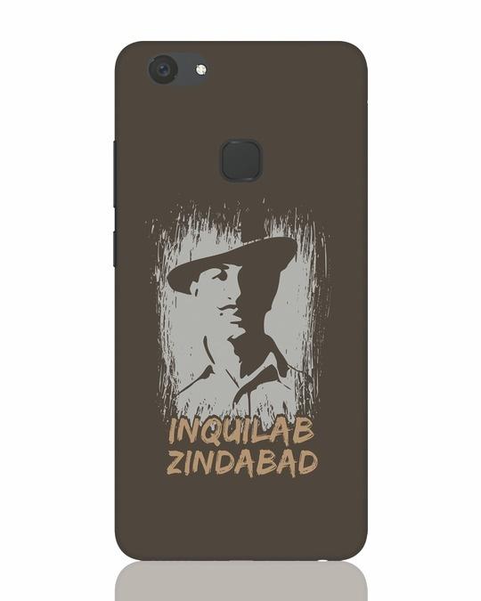 Shop Inquilab Vivo V7 Plus Mobile Cover-Front
