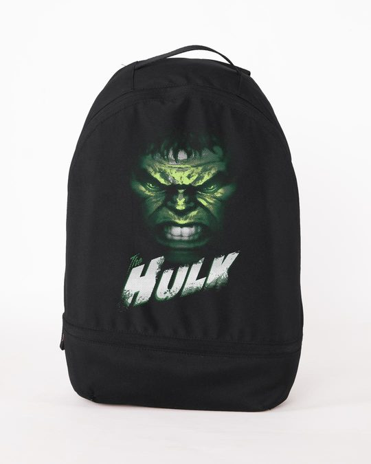 Shop Intense Hulk Essential Mini Backpack (AVL)-Front