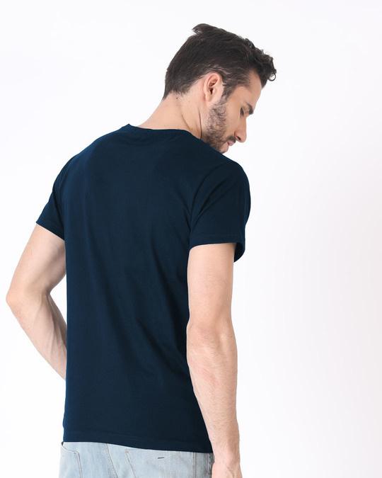 Shop Intense Mahakal Half Sleeve T-Shirt