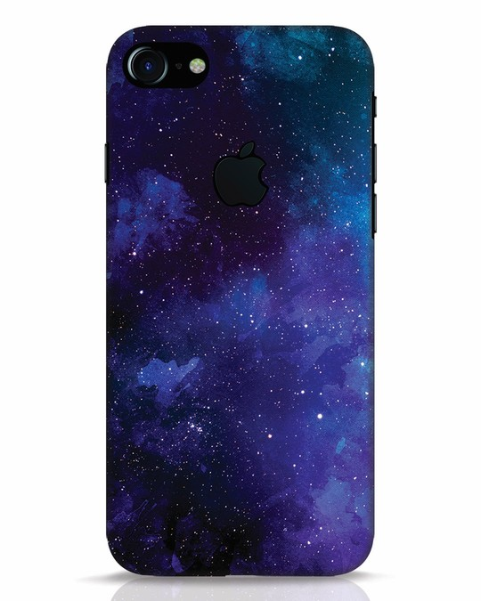 Shop Interstellar iPhone 7 Logo Cut Mobile Cover-Front