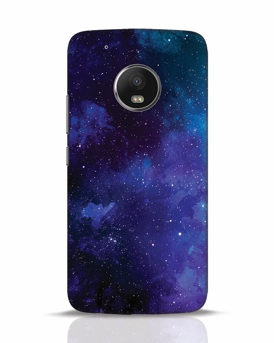 Shop Interstellar Moto G5 Plus Mobile Cover-Front