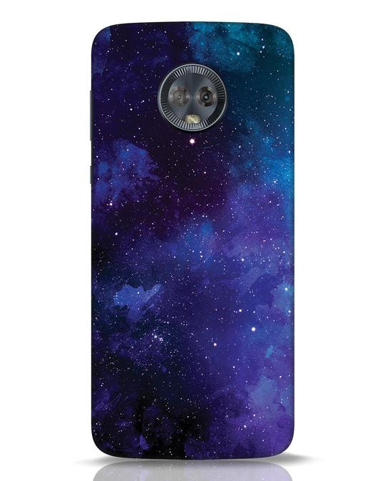 Shop Interstellar Moto G6 Mobile Cover-Front