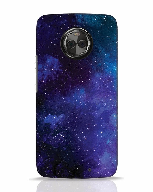 Shop Interstellar Moto X4 Mobile Cover-Front