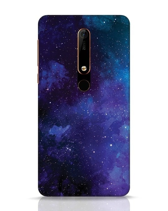 Shop Interstellar Nokia 6.1 Mobile Cover-Front