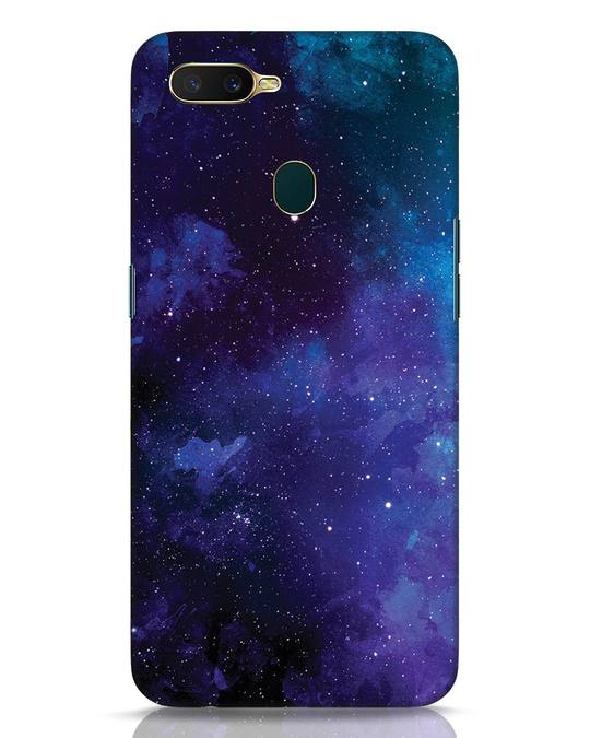 Shop Interstellar Oppo A7 Mobile Cover-Front