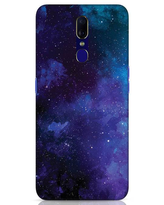 Shop Interstellar Oppo F11 Mobile Cover-Front