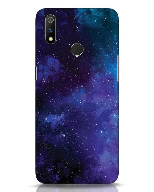 Shop Interstellar Realme 3 Pro Mobile Cover-Front